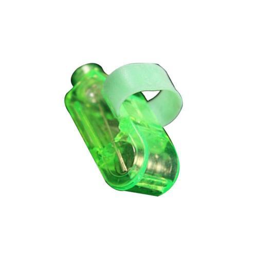4pcs Lite Fingers Boys Girls Toy Fun Lights LED Disco Christmas  Birthday  Deko