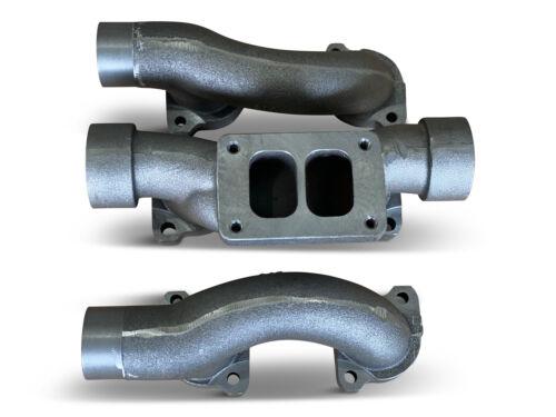 Complete New Aftermarket Pre EGR Manifold For 12.7 Detroit Part Number 23519348