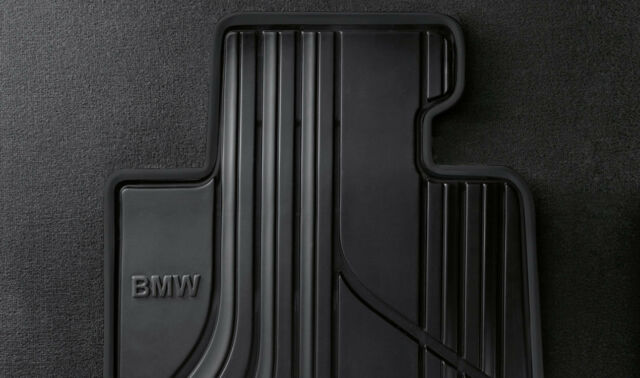 Original Bmw Set di tappetini in gomma//tappetini anteriori base 3er f30 f31 f80 m3 f34 GT