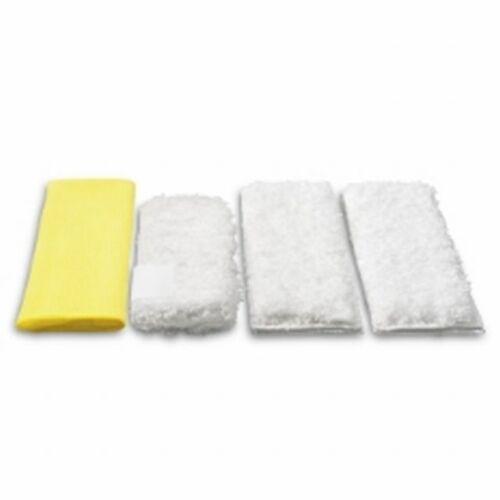 KÄRCHER Mikrofaser Tuchset Dampfreiniger Küche 2.863-172