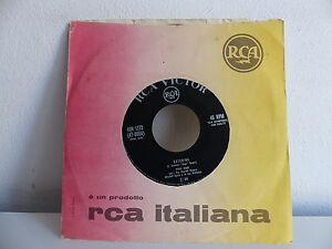 PERRY-COMO-Caterina-the-island-of-forgotten-lovers-45N-1272-ITALIE