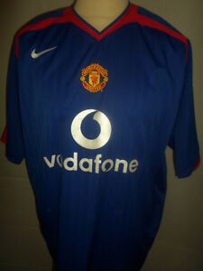 Manchester-United-2005-2006-Away-Football-Shirt-Size-Small-3046