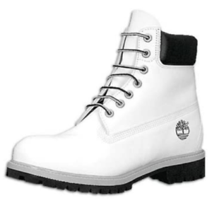 TIMBERLAND YOUTHS CLASSIC BOOT WHITE