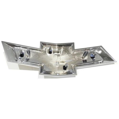 OEM NEW Front Bumper Grille Bow Tie Emblem Gold Chrome 14-18 Impala 23295091
