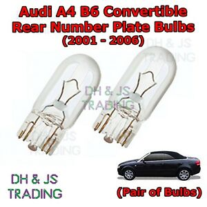 1x Opel Corsa D Bright Xenon White Superlux LED Number Plate Upgrade Light Bulb
