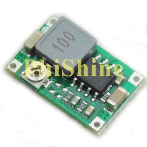 3PCS Mini DC-DC Step Down Power Module Adjustable Non-isolated Synchro Rectifier