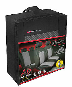 DKMOTO DK36P1 Specially Shaped Car Seat Covers for Citroen Xsara Picasso 1999-2010 5 Seater