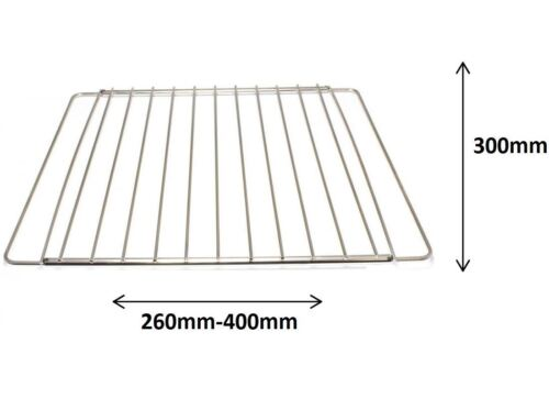 BOSCH piccola regolabile estendibile cromata gamma Mini Forno Fornello Scaffale rack