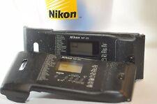 TWO 2 Nikon MF-25 MF 25 back film door for N90s N90 F-90X SLR analog cameras