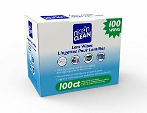 Nice-039-n-Clean-Lens-Cleaning-Wipes-Pre-Moistened-Individually-Wrapped-wipes