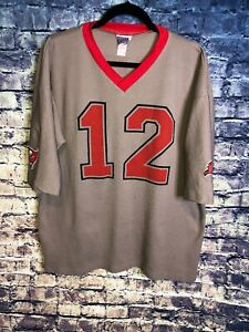 Sport Attack Vtg Tampa Bay Buccaneers Dilfer Jersey Size XL Rare🏈🔥