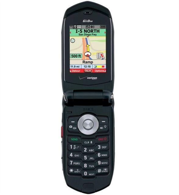 casio g zone rock c731 black verizon cellular phone ebay rh ebay com User Manual Casio G'zOne Casio G'zOne Commando Case Giraffe