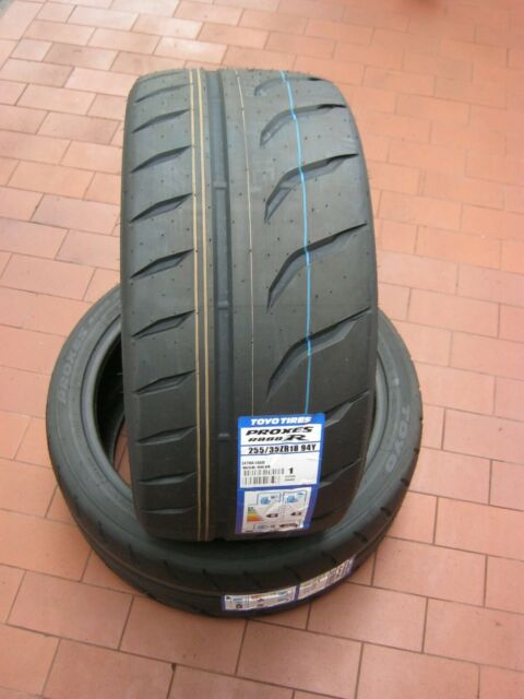 2 x 255/35 zr18 94y toyo proxes r888r semislick neumáticos deportivos nuevo 255 35 R 18 XL
