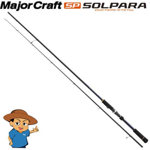 Major Craft SOLPARA SPX-832M//S Medium fishing spinning rod