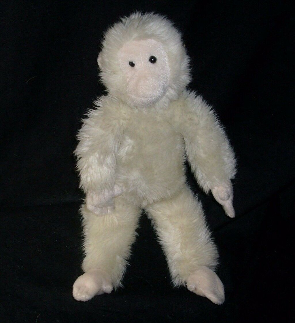 13  VINTAGE 1991 NORTH AMERICAN BEAR BABY GERTIE MONKEY STUFFED ANIMAL PLUSH TOY