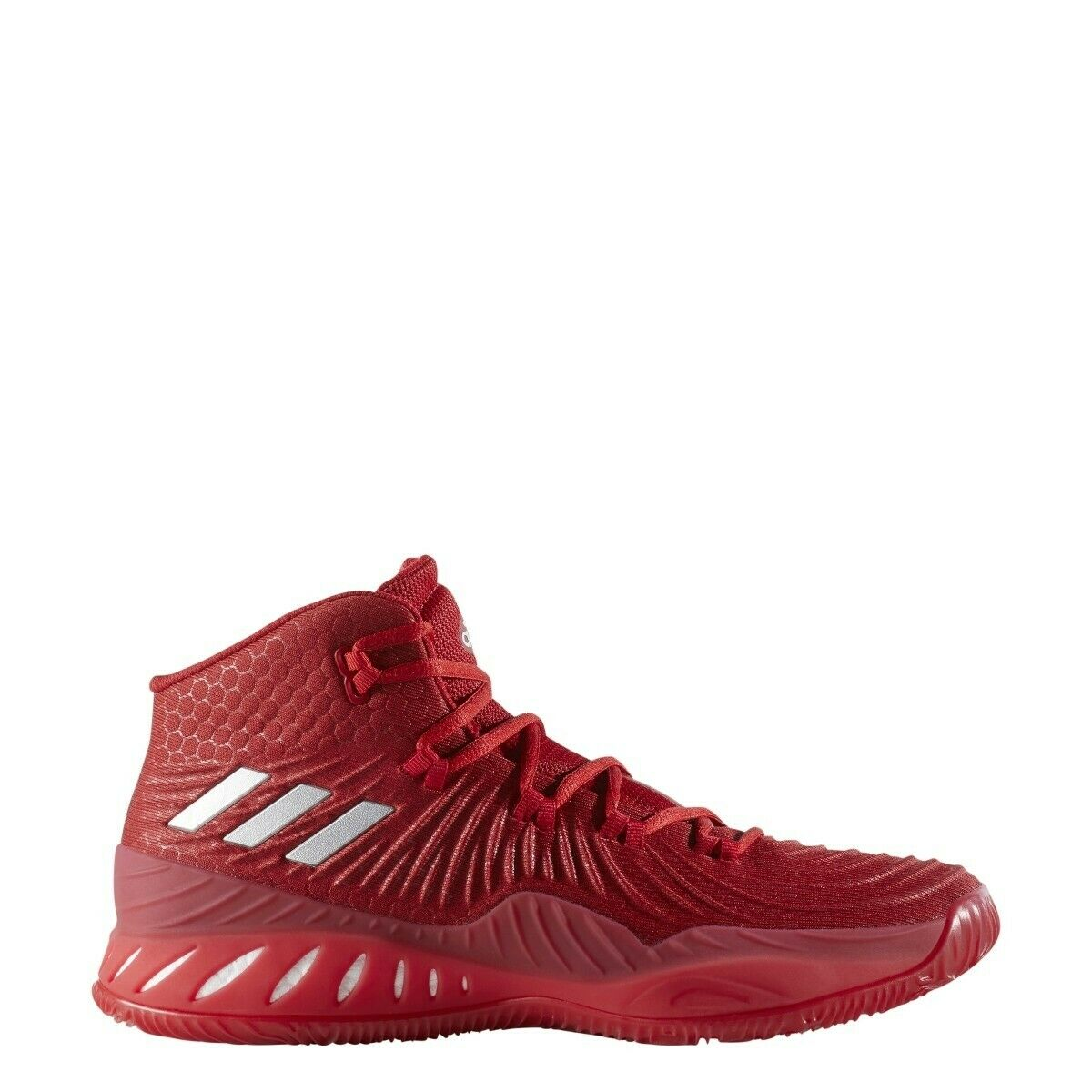 New Other Adidas Crazy Explosive 2017 Mens 14 Basketball shoes Red White