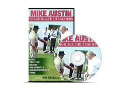 Mike Austin Teaches The Teachers - Golf DVD Instruction