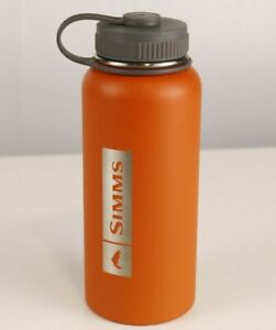 Simms-Headwaters-Insulated-32-OZ-Bottle-Color-Orange-ON-SALE-NOW