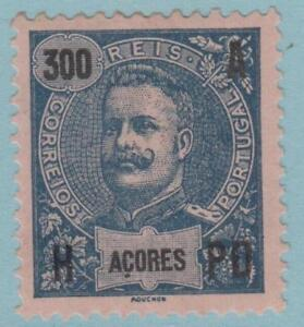 AZORES-110-MINT-HINGED-OG-NO-FAULTS-EXTRA-FINE
