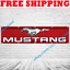 Ford Mustang Banner Flag 2x8 ft Car Racing Show Shop Garage Wall Sign Decor 2019