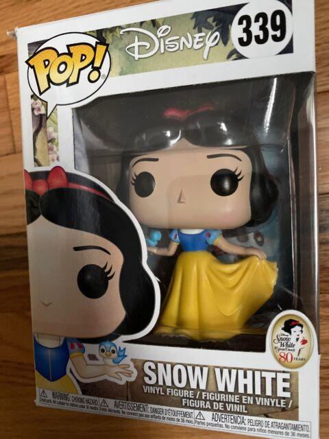 Pop Disney Snow White 339 Snow White Funko figure 17163 new