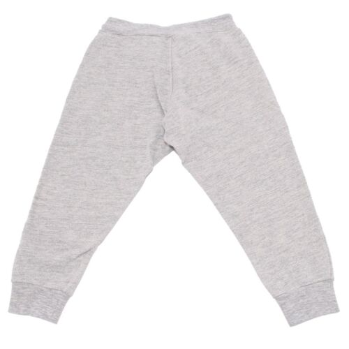 0154R pantaloni felpa bimba grigio DSQUARED2 sweat pants kids