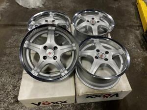 15 Voxx Wheels 4x100 Calgary Alberta Preview