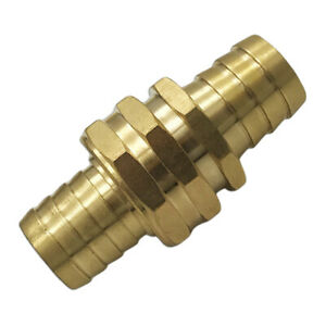 Brass-Male-amp-Female-Garden-Hose-Repair-Kit-Fits-3-4-inch-Hose