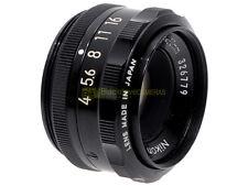 Obiettivo per ingranditore Nikon EL Nikkor 50mm. f4, innesto vite M39.