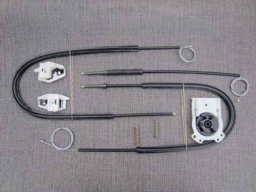 2007-2008 RENAULT Megane II 2//3 DOORS RIGHT WINDOW LIFTER REPAIR KIT MADE IN EU