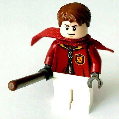 LEGO OLIVER WOOD QUIDDITCH 75956 MINI FIGURE GENUINE HARRY POTTER