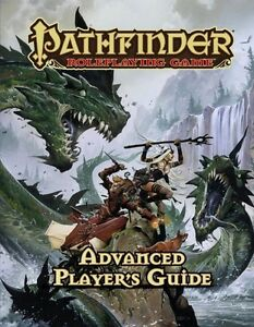 Pathfinder-Advanced-Player-039-s-Guide-2nd-Printing-RPG-D-amp-D