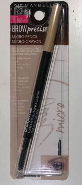 Maybelline Brow Precise Micro Mechanical Eyebrow Pencil ...