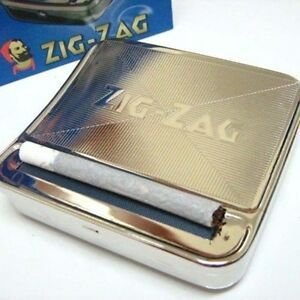 aus-ZAG-AUTOMATIC-CIGARETTE-ROLLING-MACHINE-BOX-TOBACCO-TIN-smoke-REGULAR-70mm
