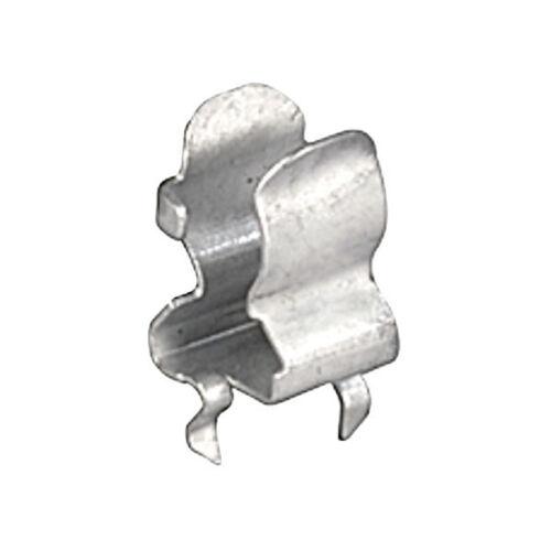 Schurter 0751.0110 og Fusible Clip 5x20mm Latón torcida Pins