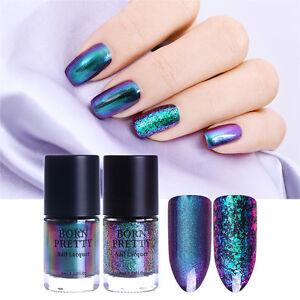 BORN-PRETTY-9ml-Chameleon-Nail-Polish-Glitter-Sequins-Nail-Art-Decors-Varnish