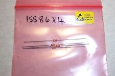 1SS86 Diodes Very  High Sensitivity Schottky  Mixer/ Detector Qty 4  Crystal Set