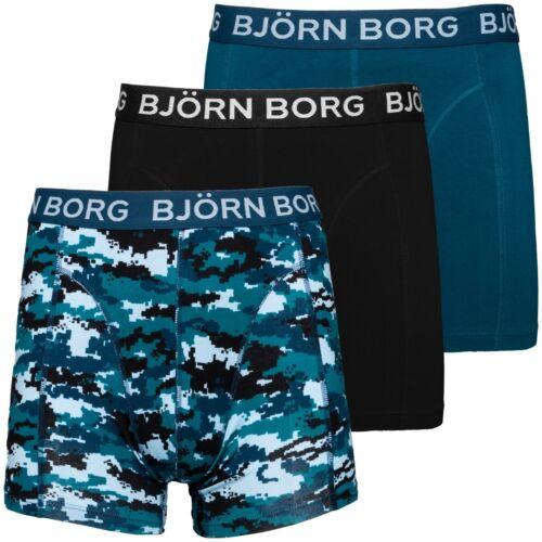 Björn Borg Silhouette 3er Boxershorts Short Herren Unterhose 1831-1368/_71791