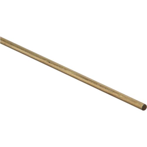 National 1//8X3/' Sb Smooth Rod