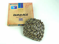 10 Pitch Dura Ace Chain Shimano Track Vintage Pista Racing Bicycle 2 NOS