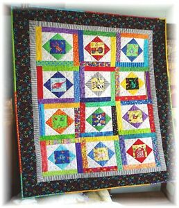 MY FAVORITE QUILT PATTERN Baby Crib Twin Queen  Scrappy Cute Sweet Easy #419