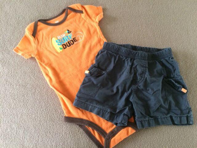 NWT Carter/'s 2pc Little Sloth Fleece Costume Halloween 6-9 12 18 24 Baby Toddler