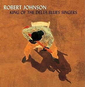 Robert-Johnson-King-of-the-Delta-Blues-Vol-1-amp-2-New-Vinyl-LP-UK-Import