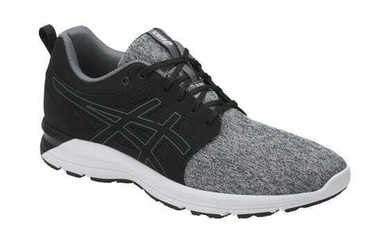 ASICS Men's Torrance Easy Running shoes Mid Grey Black Carbon Sneakers