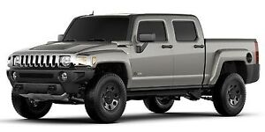 2010 Hummer H3 H3T Alpha Leather