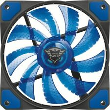 Artikelbild Trust GXT 762B LED Illuminated silent PC case fan Schwarz-Blau