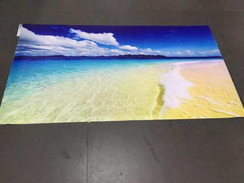 3D Pretty Sea 5 Wall Stickers Vinyl Murals Wall Print Decal Deco Art AJ STORE AU