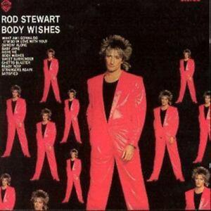 Rod-Stewart-Body-Wishes-CD-1984-NEW-FREE-Shipping-Save-s