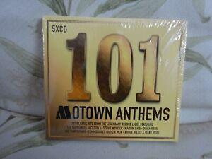 101-Motown-Anthems-CD-Various-Artists-New-Free-uk-Postage
