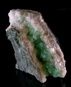 FLUORITE-CALCITE-PYRITE-Mineral-Specimen-Quebec-Canada